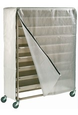 Seabiscuit line Bread cart cover 1300x670x1520mm with or without transparent opening