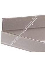 Seabiscuit line Werktafels 800mm diepte + onderblad en een lengte van 700 tot 2900mm