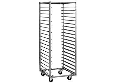 Plate rack / shelf trolley