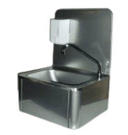 Seabiscuit line Handwasbakje met spatplaat