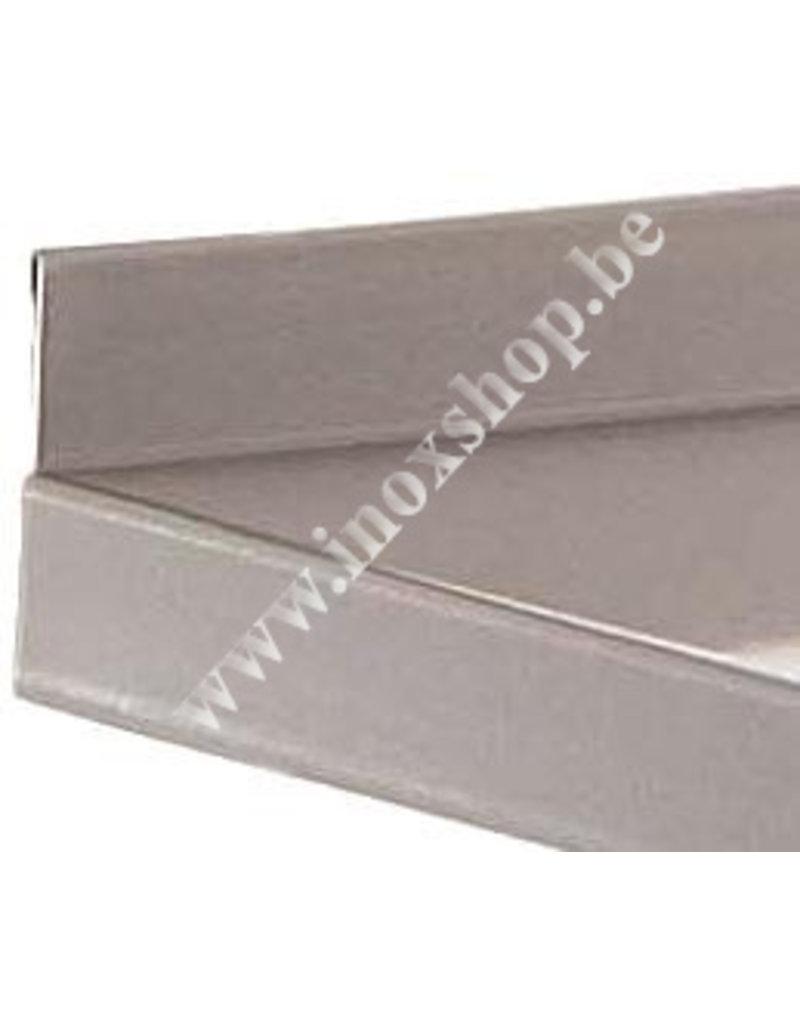Seabiscuit line Werktafels 500mm diepte met open onderstel en een lengte van 700 tot 2900mm