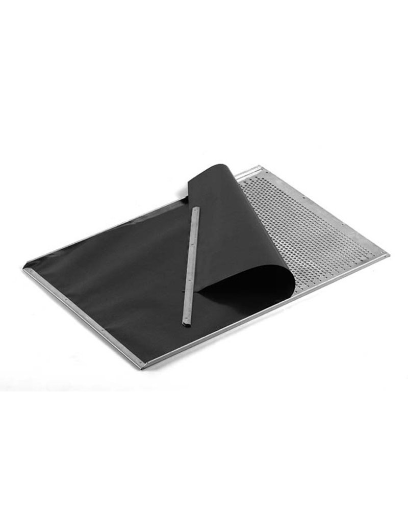 Seabiscuit line Perforated baking tray with PTFE foil