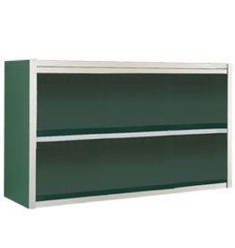 Seabiscuit line Wall cupboards open