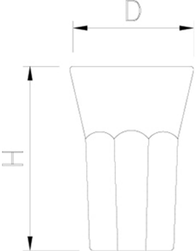 Polycarbonaat glas