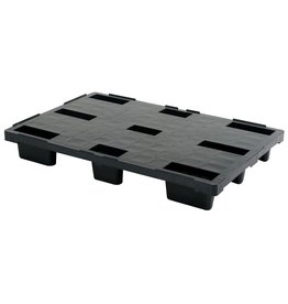Stackable euro pallet