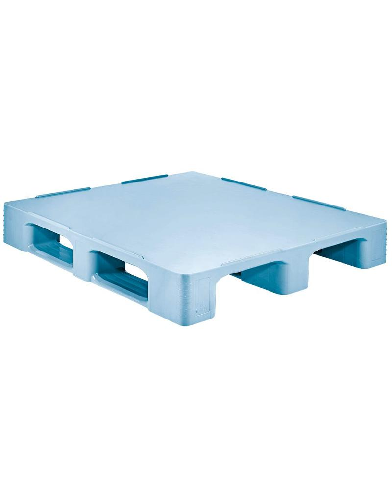 Strengthened and hygienic euro pallet