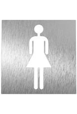 Vrouwen pictogram