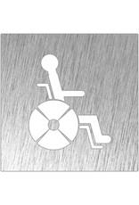 Gehandicapten pictogram