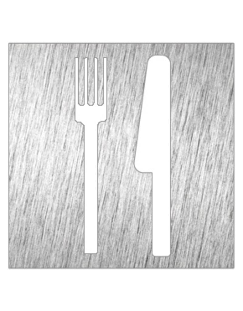 Restaurant pictogram