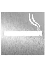 Roken toegelaten pictogram