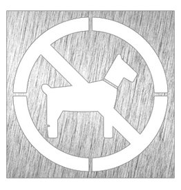 No dogs icon