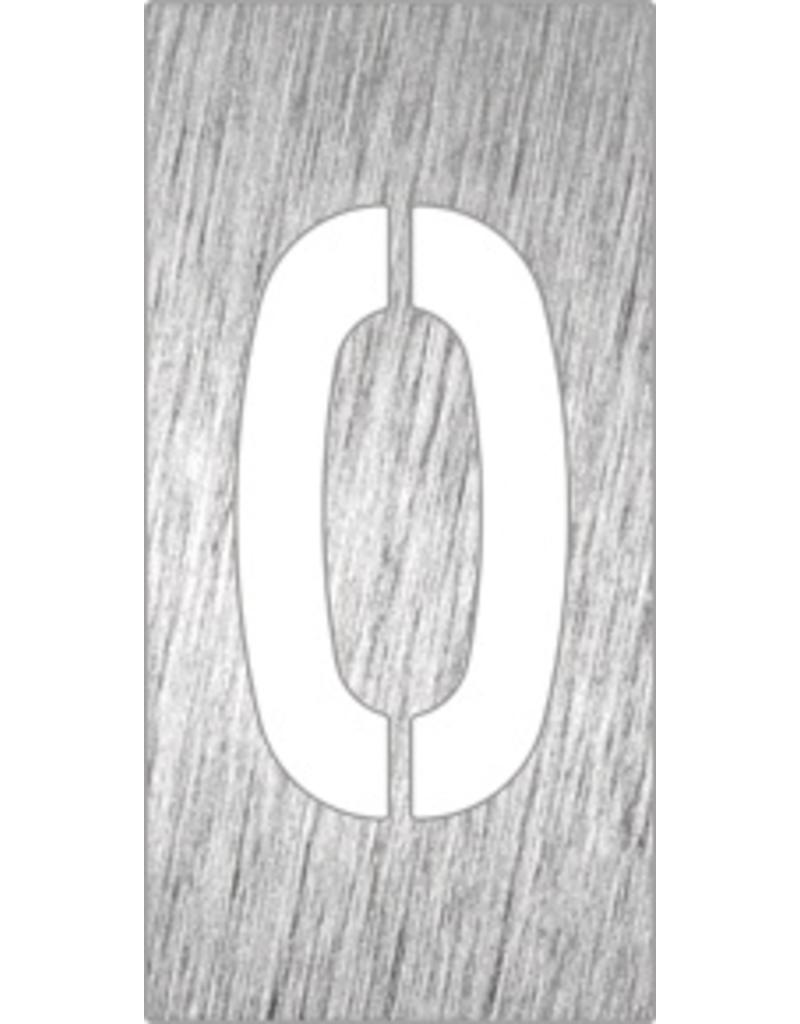 Nummer 0 pictogram