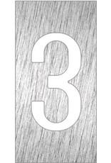 Nummer 3 pictogram