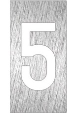 Number 5 icon