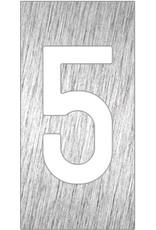 Nummer 5 pictogram