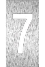 Nummer 7 pictogram