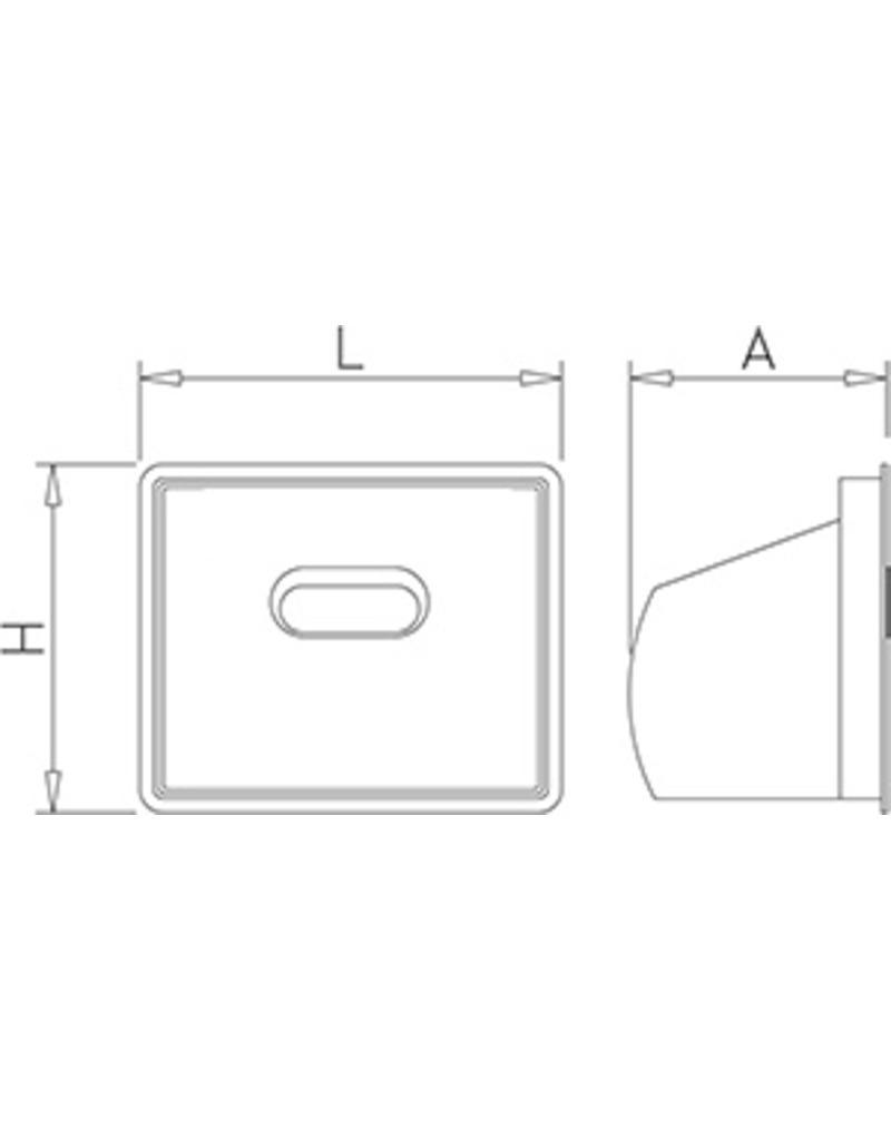 Fold Hopper for coffee