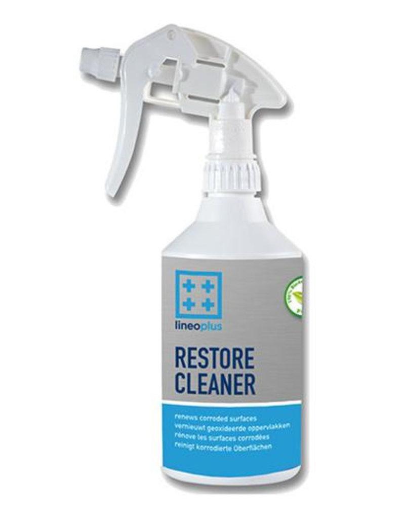 Inox Lineoplus restore cleaner