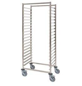 Plate rack 600x400mm