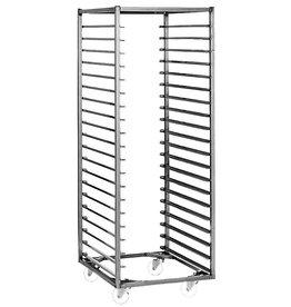 Plate rack 600x800mm PRO
