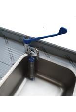 600x600mm sink on cupboard