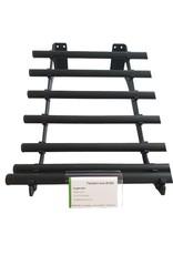 Bread rack system black