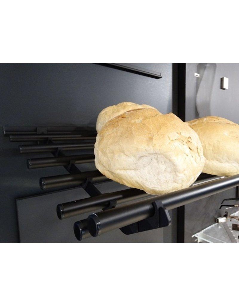 Broodreksysteem zwart