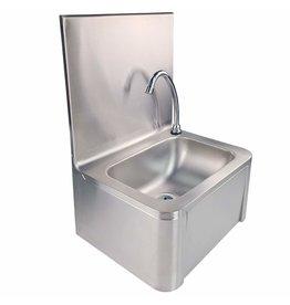 Seabiscuit line Hand washbasin with splash plate