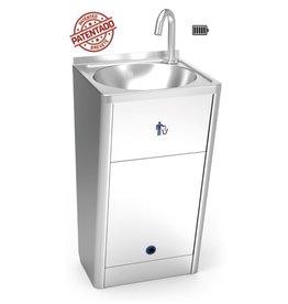 Fricosmos Mobile hand wash battery powered electronic washbasin