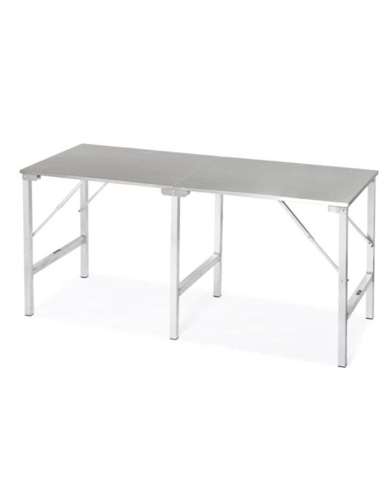 Extra robuuste opklapbare tafel