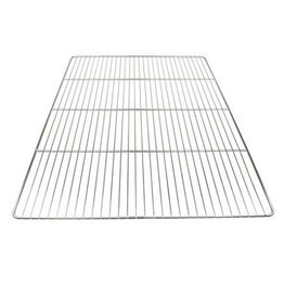 Seabiscuit line Inox rooster 600x800mm