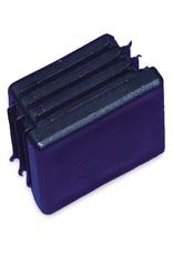 Plastiek vierkante blok voor tube