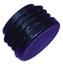 Plastic round block for tube