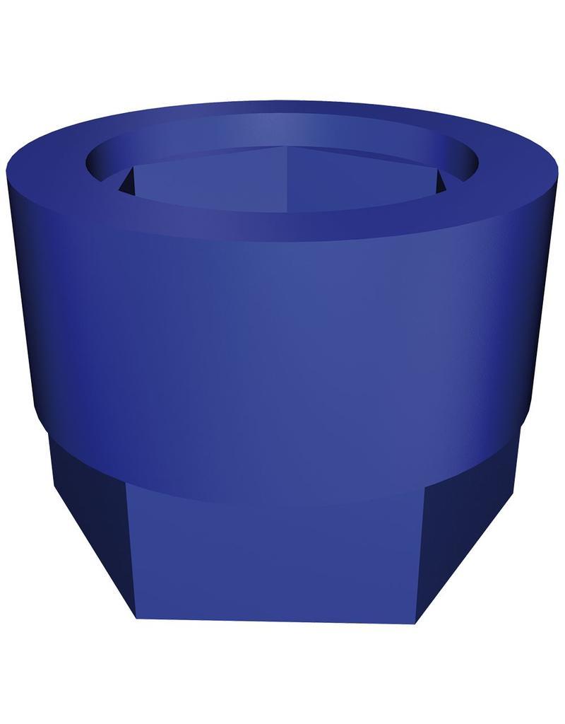 anti-vibrating base for adjustable block