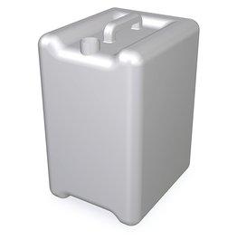 Jerrycan 11 lt for autonomous hand washbasins