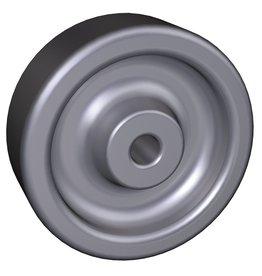 Plastic wheel for autonomous hand washbasin