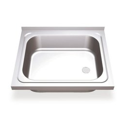 Sink wall mounting with finishing - Copy