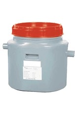 Polyethylene grease trap