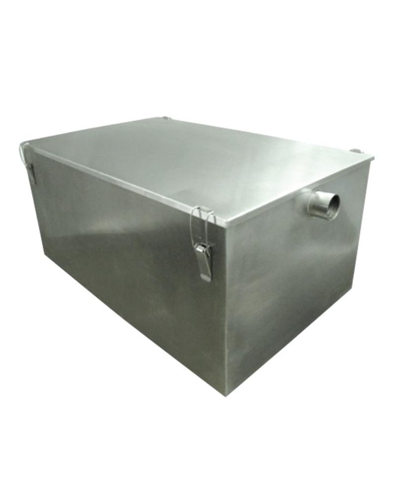 Stainless steel grease trap