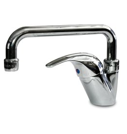 Low mixing tap
