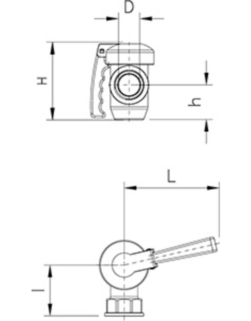 "1 ""drain valve"