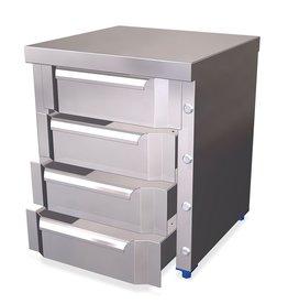 Modulaire box met 4 lades