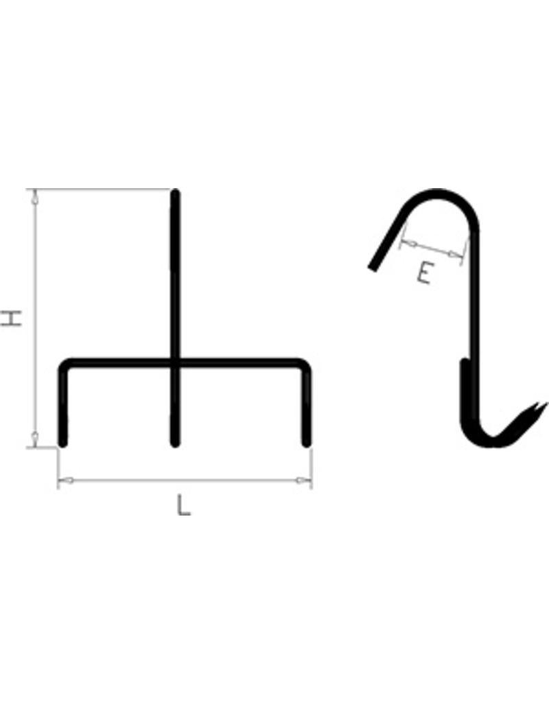 Three Point Hook