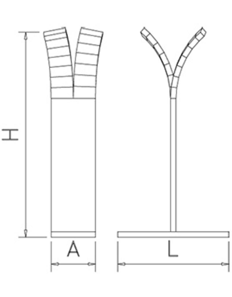 Iron fasteners