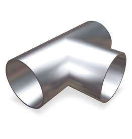 T-shaped tube