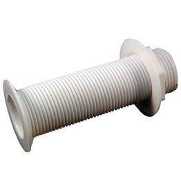 White polyamide drain