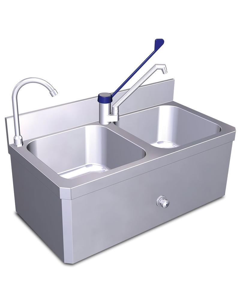 Hand wash basin and sink set XS