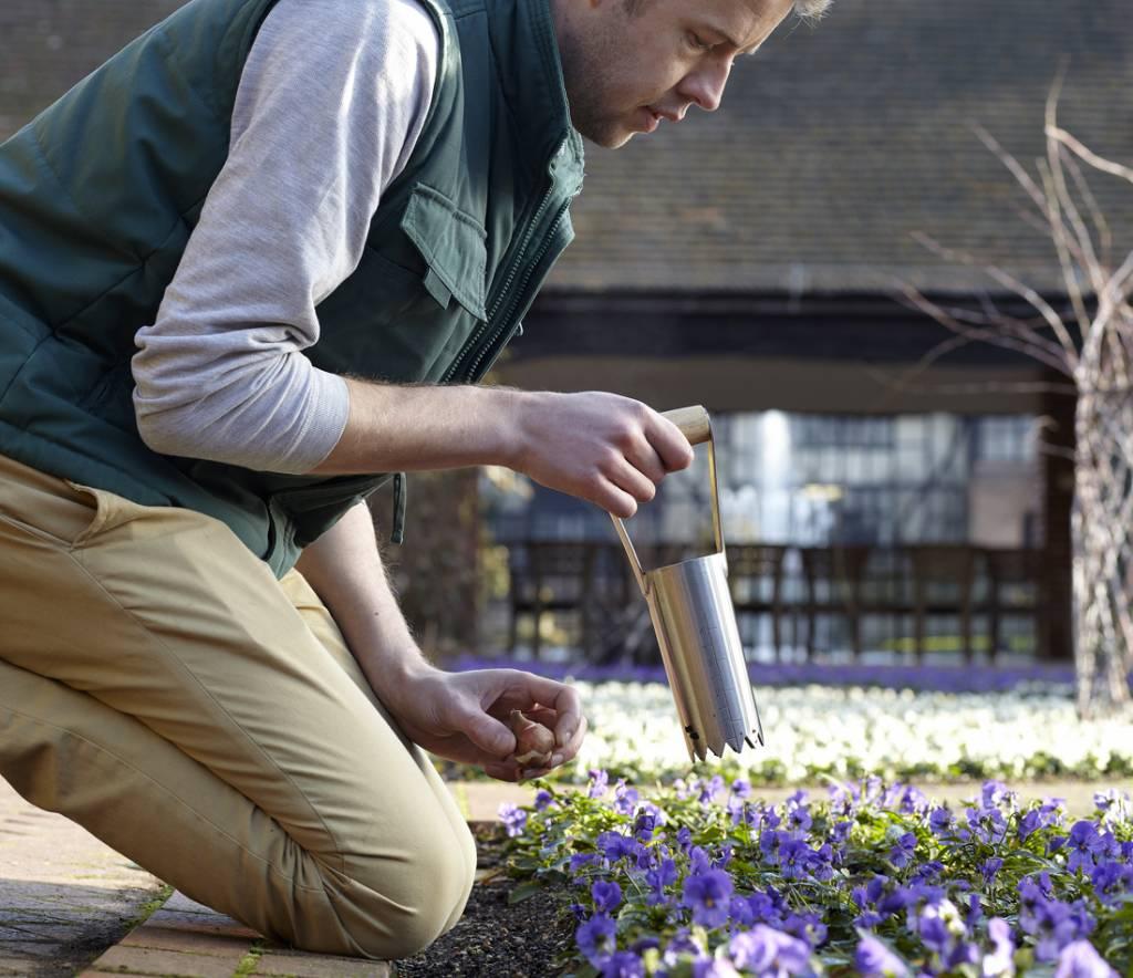 Werkzeug  RHS Blumenzwiebelpflanzer