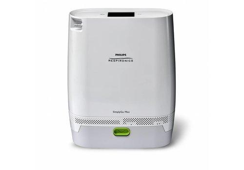 Philips Respironics SimplyGo Mini (incl. batería de larga duración)