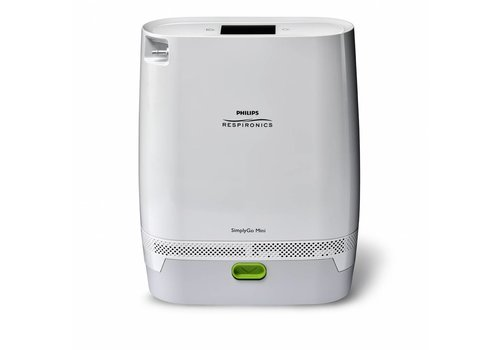 Philips Respironics SimplyGo Mini (incl. uitgebreide batterij)